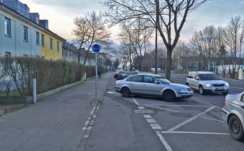 Mein letzter Beitrag zum Thema Radverkehrspolitik